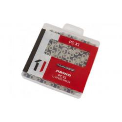 Cadena Sram PC X1 11v 118L