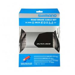 Kit Cables y Fundas Cambios Shimano Dura-Ace Negro