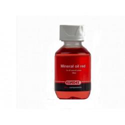 Líquido Frenos Disco Elvedes Hidráulico Mineral Rojo Bote 100 ml