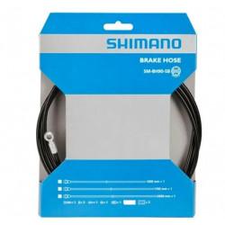 Latiguillo Freno Disco Shimano SM-BH90-SBLS 1000 MM Banjo 4 Pistones