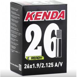 Cámara Kenda 26x1.95/2.125 Válvula Standart