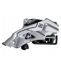 Desviador Shimano Altus FD-M2000 3X9V Top Swing Dual Pull
