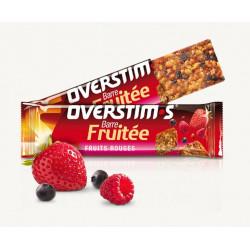 Barrita Overstims Fruitée Frutos Rojos