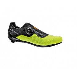Zapatillas DMT KR4 Negro/Amarillo Fluo