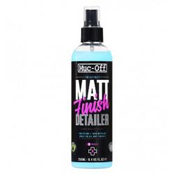 Muc-Off Matt Finish Detailer Limpiador Carbono Mate 250ml
