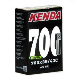 Cámara Kenda 700x35/40 Válvula Standart