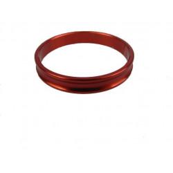 Separador Dirección Pop-Products Aluminio Rojo 5 mm